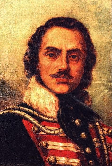 Все самые знаменитые портреты Казимира Пулавского написаны после его смерти, так что, возможно, не очень хорошо передают его внешность.