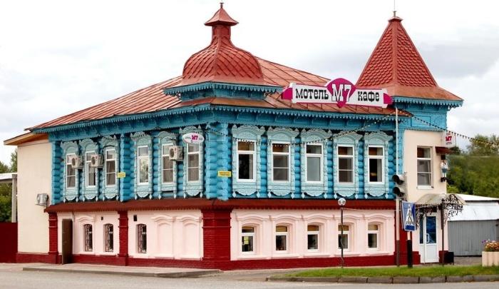 Дом Кучина. /Фото:turbaza.ru